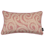 Load image into Gallery viewer, McAlister Textiles Little Leaf Blush Pink Pillow Pillow Cover Only 50cm x 30cm