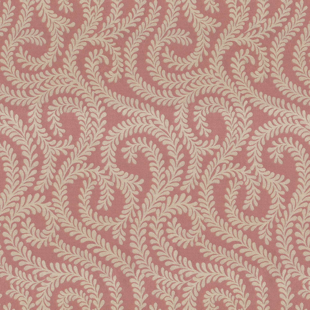 McAlister Textiles Little Leaf Blush Pink Fabric Fabrics 1 Metre