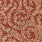 Carica l'immagine nel visualizzatore di Gallery, McAlister Textiles Little Leaf Burnt Orange Pillow Pillow