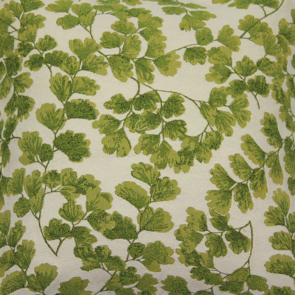 McAlister Textiles Maidenhair Fern Tapestry Weave Fabric Sample Fabrics