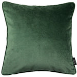 Load image into Gallery viewer, McAlister Textiles Matt Moss Green Velvet Pillow Pillow