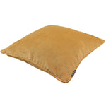 Load image into Gallery viewer, McAlister Textiles Matt Ochre Yellow Velvet Pillow Pillow