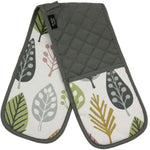 Load image into Gallery viewer, McAlister Textiles Magda Pink Cotton Print Double Oven Mitts Kitchen Accessories