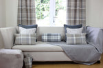 Laden Sie das Bild in den Galerie-Viewer, McAlister Textiles Heritage Beige Cream Tartan Pillow Pillow
