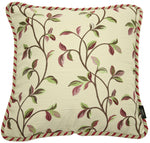 Load image into Gallery viewer, McAlister Textiles Annabel Floral Cherry Red Pillow Pillow