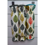 Load image into Gallery viewer, McAlister Textiles Magda Burnt Orange Carrier Bag Holder Kitchen Accessories