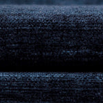 Load image into Gallery viewer, McAlister Textiles Plain Chenille Navy Blue Fabric Fabrics