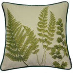 Carica l'immagine nel visualizzatore di Gallery, McAlister Textiles Tapestry Mixed Fern Green Cushion Cushions and Covers Cover Only
