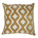 Laden Sie das Bild in den Galerie-Viewer, McAlister Textiles Arizona Geometric Yellow Pillow Pillow