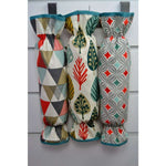 Load image into Gallery viewer, McAlister Textiles Vita Burnt Orange Carrier Bag Holder Kitchen Accessories