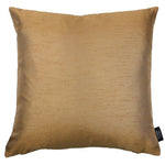 Load image into Gallery viewer, McAlister Textiles Rocco Contrast Faux Silk Gold+ Bronze Pillow Pillow Cover Only 43cm x 43cm
