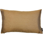 Load image into Gallery viewer, McAlister Textiles Rocco Contrast Faux Silk Gold+ Bronze Pillow Pillow Cover Only 50cm x 30cm