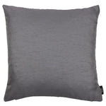 Carica l'immagine nel visualizzatore di Gallery, McAlister Textiles Rocco Contrast Faux Silk Grey+ Taupe Cushion Cushions and Covers Cover Only 43cm x 43cm