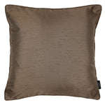 Load image into Gallery viewer, McAlister Textiles Rocco Plain Faux Silk Bronze Pillow Pillow