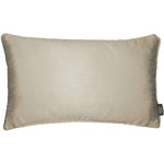 Load image into Gallery viewer, McAlister Textiles Rocco Plain Faux Silk Taupe Pillow Pillow Cover Only 50cm x 30cm