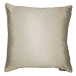 Load image into Gallery viewer, McAlister Textiles Rocco Plain Faux Silk Taupe Cushion Cushions and Covers Cover Only 43cm x 43cm