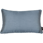 Load image into Gallery viewer, McAlister Textiles Rocco Plain Faux Silk Pale Blue Pillow Pillow Cover Only 50cm x 30cm