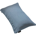 Load image into Gallery viewer, McAlister Textiles Rocco Plain Faux Silk Pale Blue Pillow Pillow