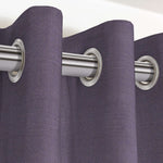 Load image into Gallery viewer, McAlister Textiles Savannah Aubergine Purple Curtains Tailored Curtains