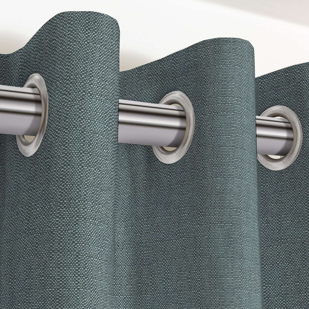 McAlister Textiles Savannah Navy Blue Curtains Tailored Curtains