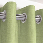 "Carica l'immagine nel visualizzatore di Gallery, McAlister Textiles Savannah Sage Green Curtains Tailored Curtains 116cm(w) x 182cm(d) (46"" x 72"")"