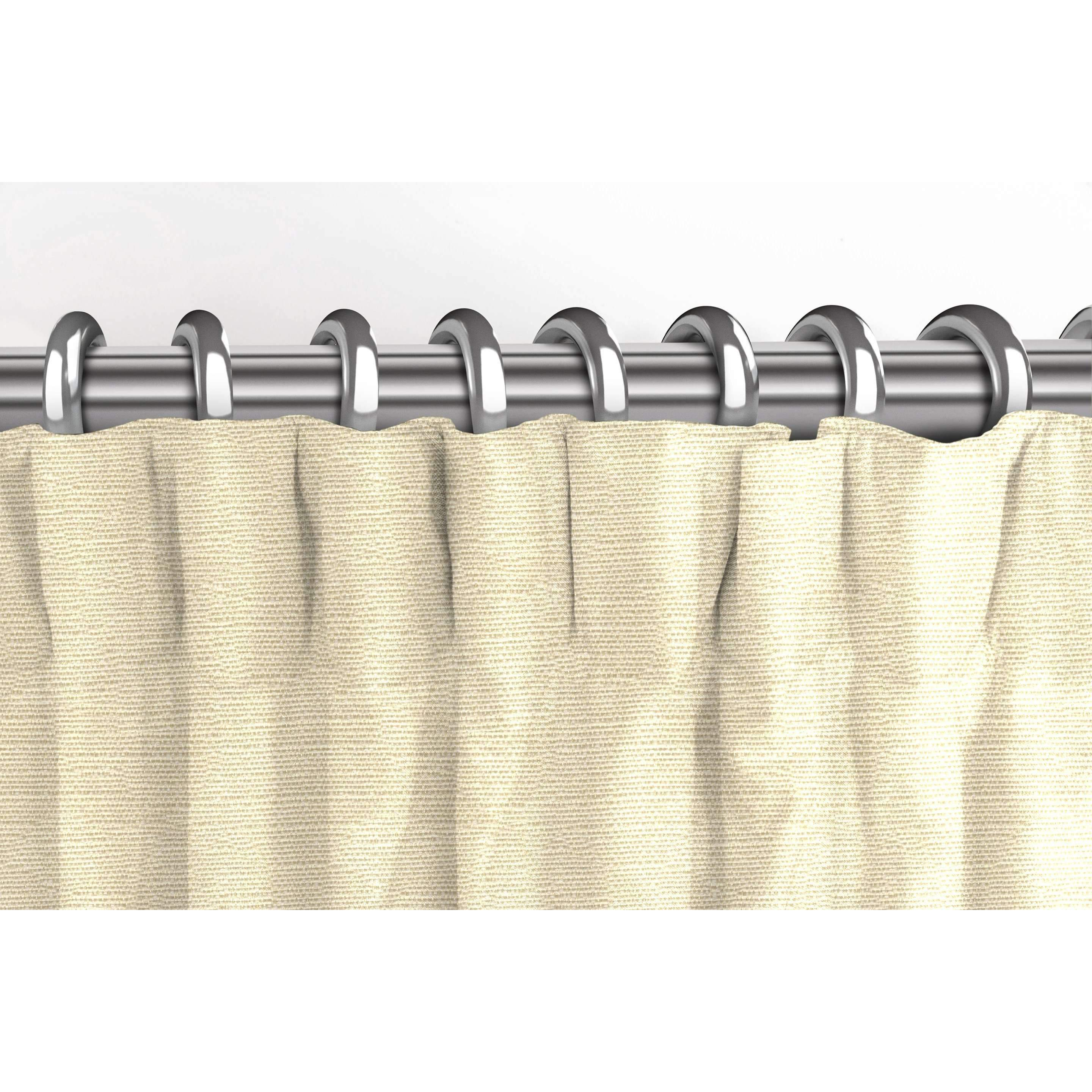 McAlister Textiles Savannah Cream Gold Curtains Tailored Curtains