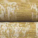 Load image into Gallery viewer, McAlister Textiles Textured Chenille Mustard Yellow Cushion Cushions and Covers