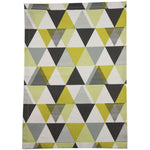 Charger l'image dans la galerie, McAlister Textiles Vita Yellow Cotton Tea Towel Set Kitchen Accessories