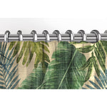 Carica l'immagine nel visualizzatore di Gallery, McAlister Textiles Palm Leaf Velvet Print Curtains Tailored Curtains