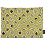 Load image into Gallery viewer, McAlister Textiles Laila Ochre Yellow Cotton Placemat Set Kitchen Accessories