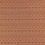 Load image into Gallery viewer, McAlister Textiles Colorado Geometric Burnt Orange Cushion Cushions and Covers