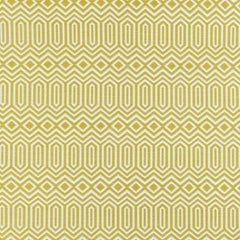 McAlister Textiles Colorado Geometric Yellow Ochre Cushions-Cushions and Covers-