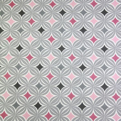 McAlister Textiles Laila Geometric Blush Pink Apron-Kitchen Accessories-