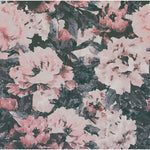 Load image into Gallery viewer, McAlister Textiles Camille Floral Velvet Fabric Fabrics 1 Metre
