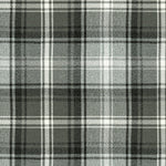 Load image into Gallery viewer, McAlister Textiles Angus Charcoal Grey Tartan Roman Blind Roman Blinds