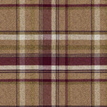Load image into Gallery viewer, McAlister Textiles Heritage Purple + Green Tartan Roman Blind Roman Blinds