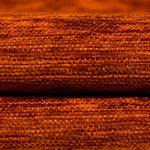 Carica l'immagine nel visualizzatore di Gallery, McAlister Textiles Plain Chenille Burnt Orange Curtains Tailored Curtains