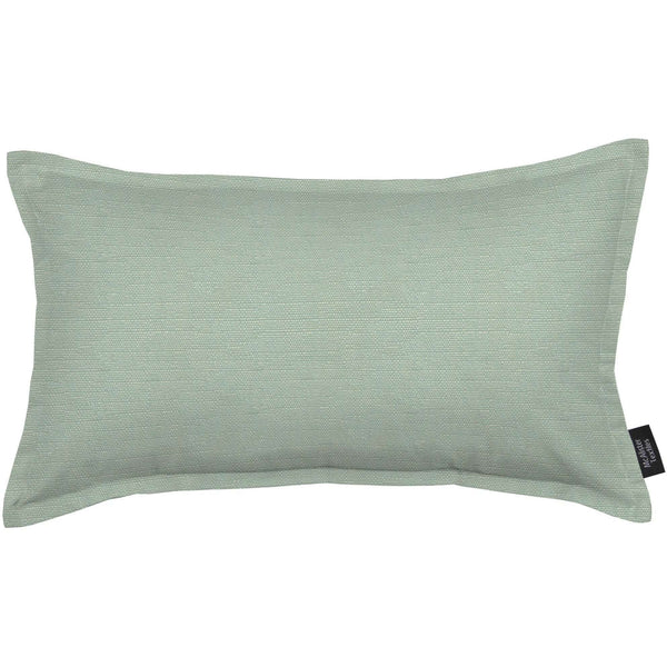 McAlister Textiles Savannah Duck Egg Blue Pillow Pillow Cover Only 50cm x 30cm