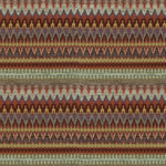 Carica l'immagine nel visualizzatore di Gallery, McAlister Textiles Curitiba Aztec Red + Purple Curtains Tailored Curtains