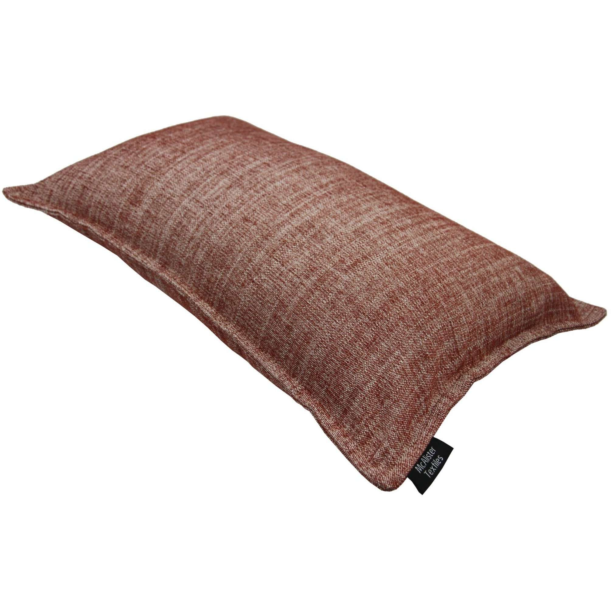 McAlister Textiles Rhumba Burnt Orange Cushion Cushions and Covers