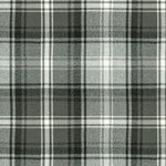 Load image into Gallery viewer, McAlister Textiles Angus Charcoal Grey Tartan Curtains Tailored Curtains
