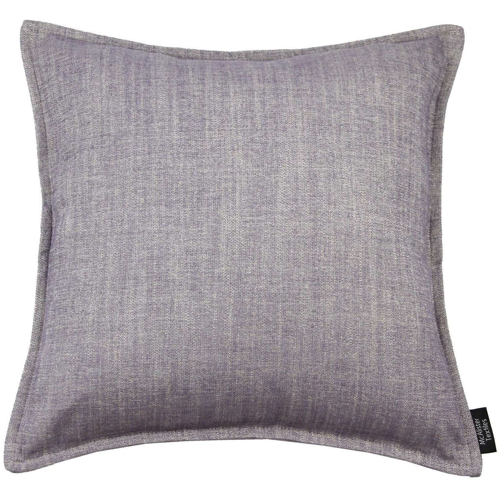 McAlister Textiles Rhumba Lilac Purple Cushion Cushions and Covers Cover Only 43cm x 43cm