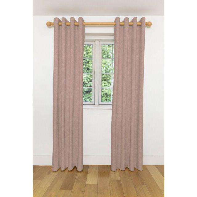 McAlister Textiles Herringbone Lilac Purple Curtains Tailored Curtains