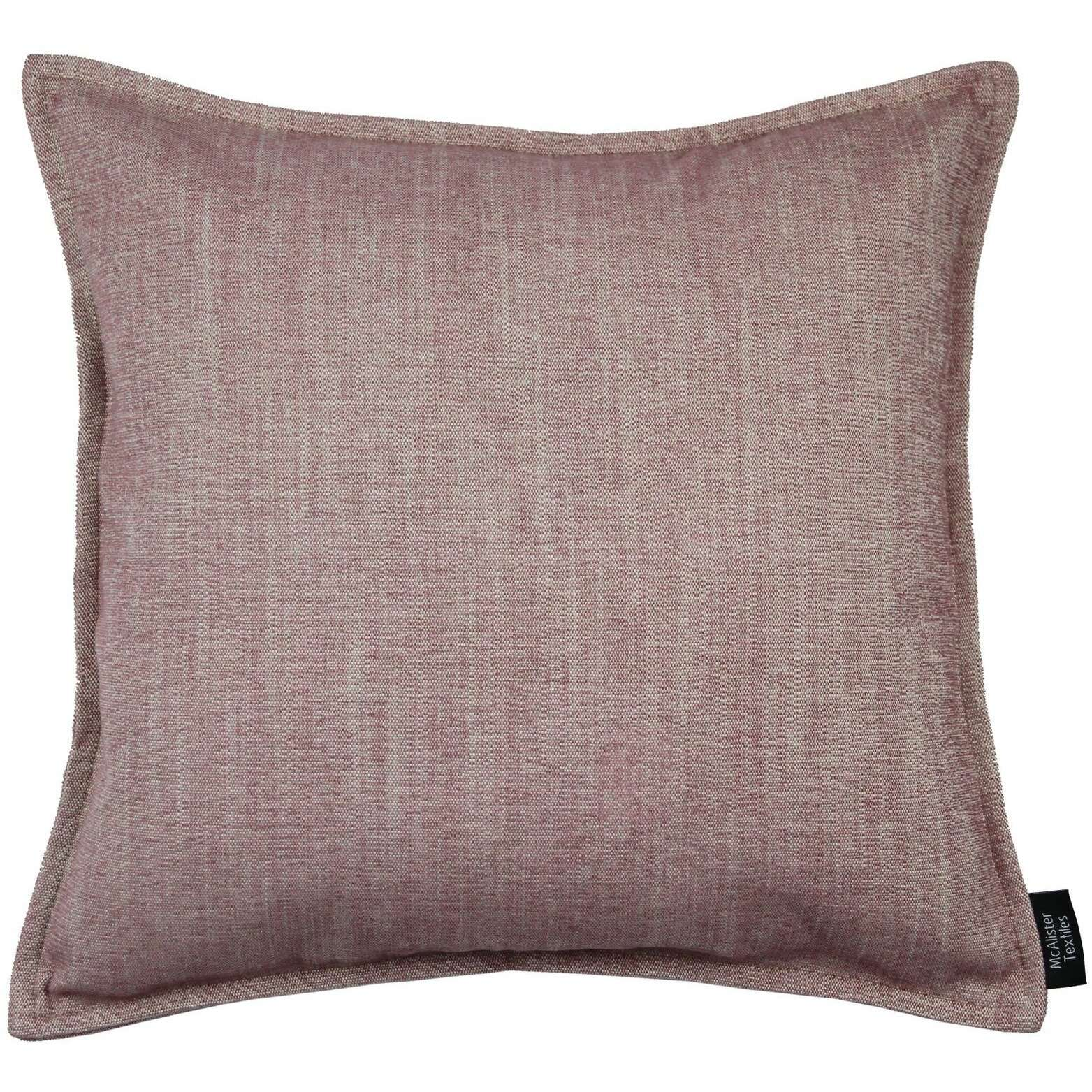 McAlister Textiles Rhumba Blush Pink Cushion Cushions and Covers Cover Only 43cm x 43cm