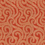 Load image into Gallery viewer, McAlister Textiles Little Leaf Burnt Orange Roman Blind Roman Blinds