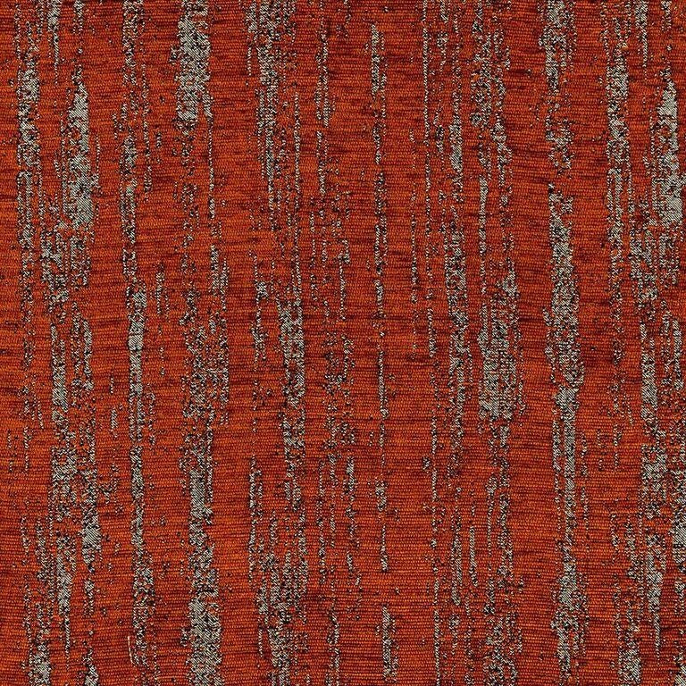 McAlister Textiles Textured Chenille Burnt Orange Roman Blinds Roman Blinds