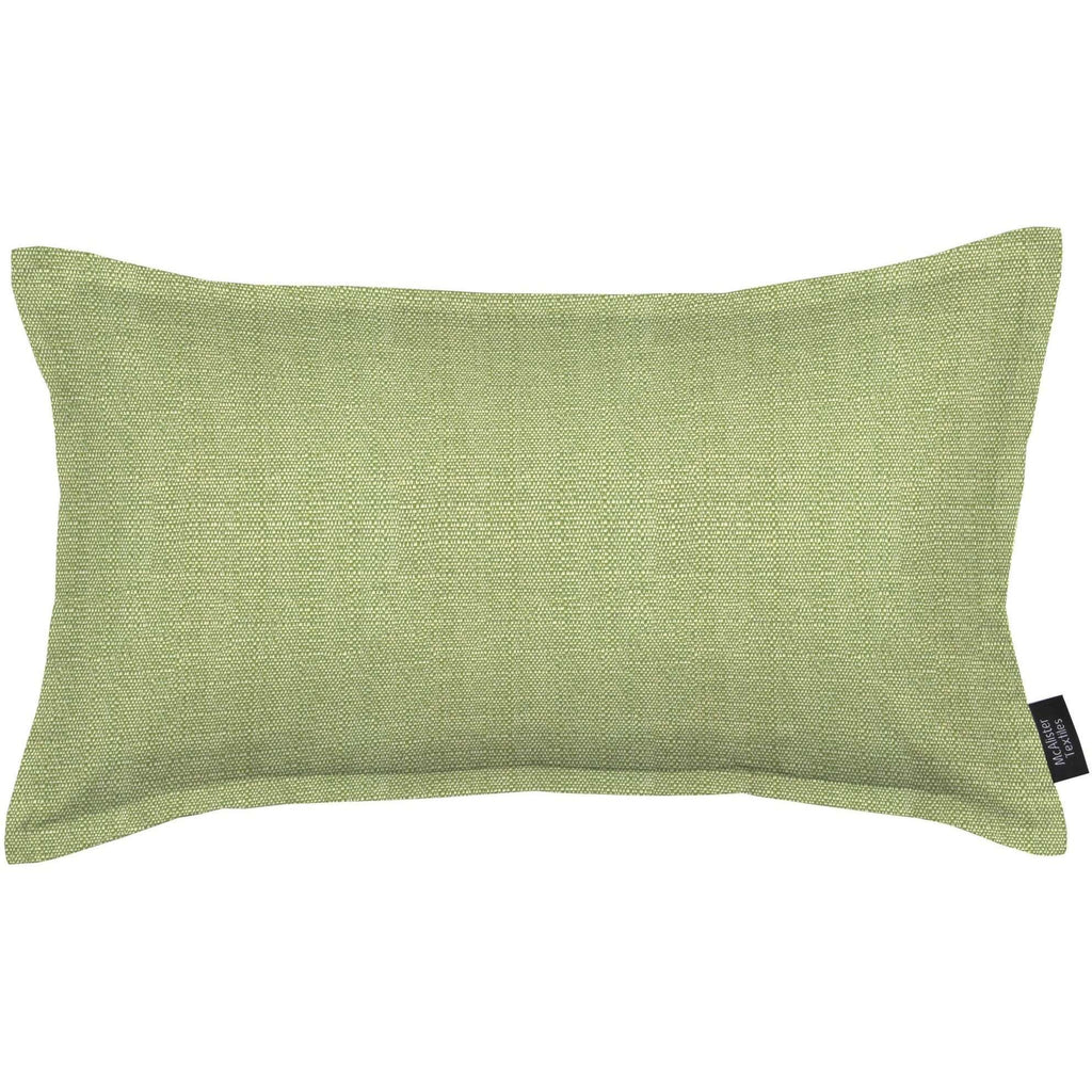McAlister Textiles Savannah Sage Green Cushion Cushions and Covers Cover Only 50cm x 30cm