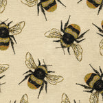 Load image into Gallery viewer, McAlister Textiles Bumble Bees Tapestry Tote Bag Tote Bag