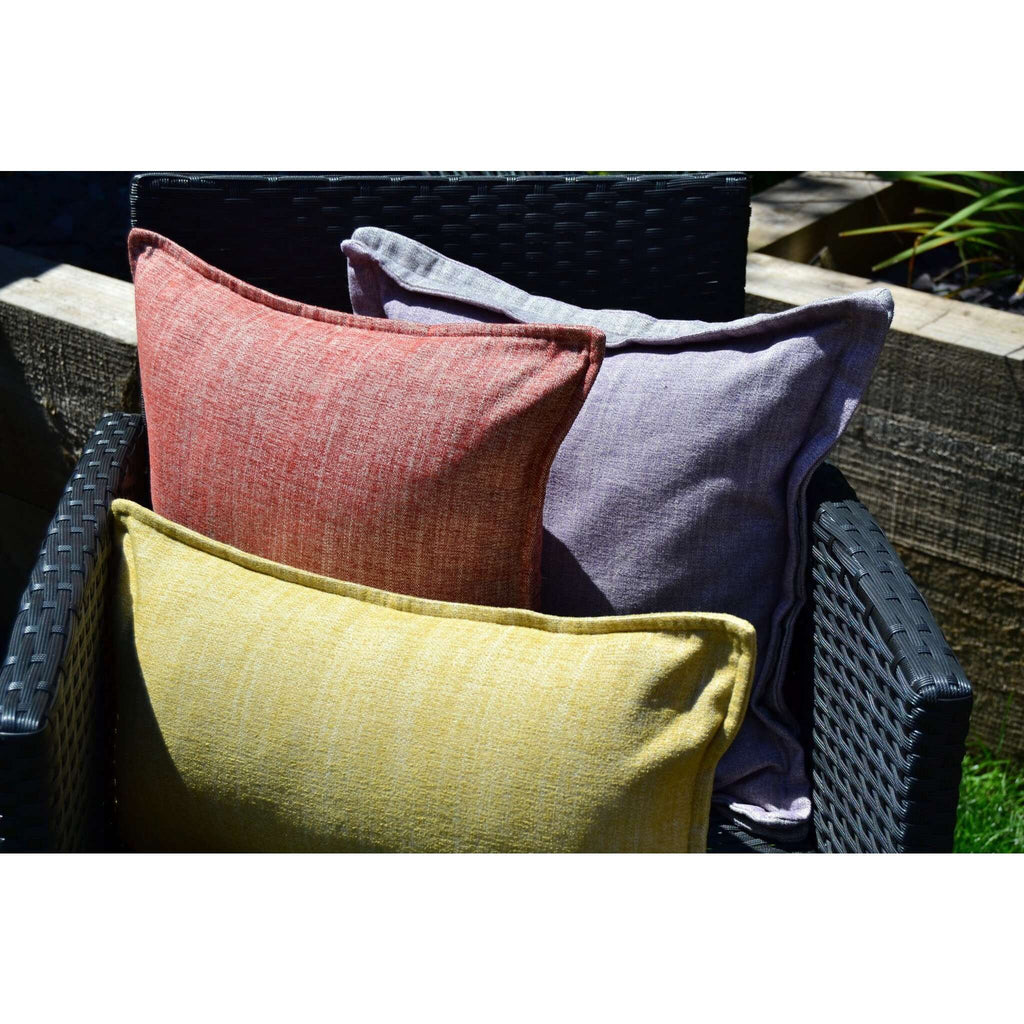 McAlister Textiles Rhumba Accent Lilac Purple + Grey Cushion Cushions and Covers