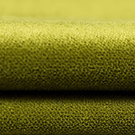 Cargar imagen en el visor de la galería, McAlister Textiles Coba Striped Lime Green Velvet Cushion Cushions and Covers